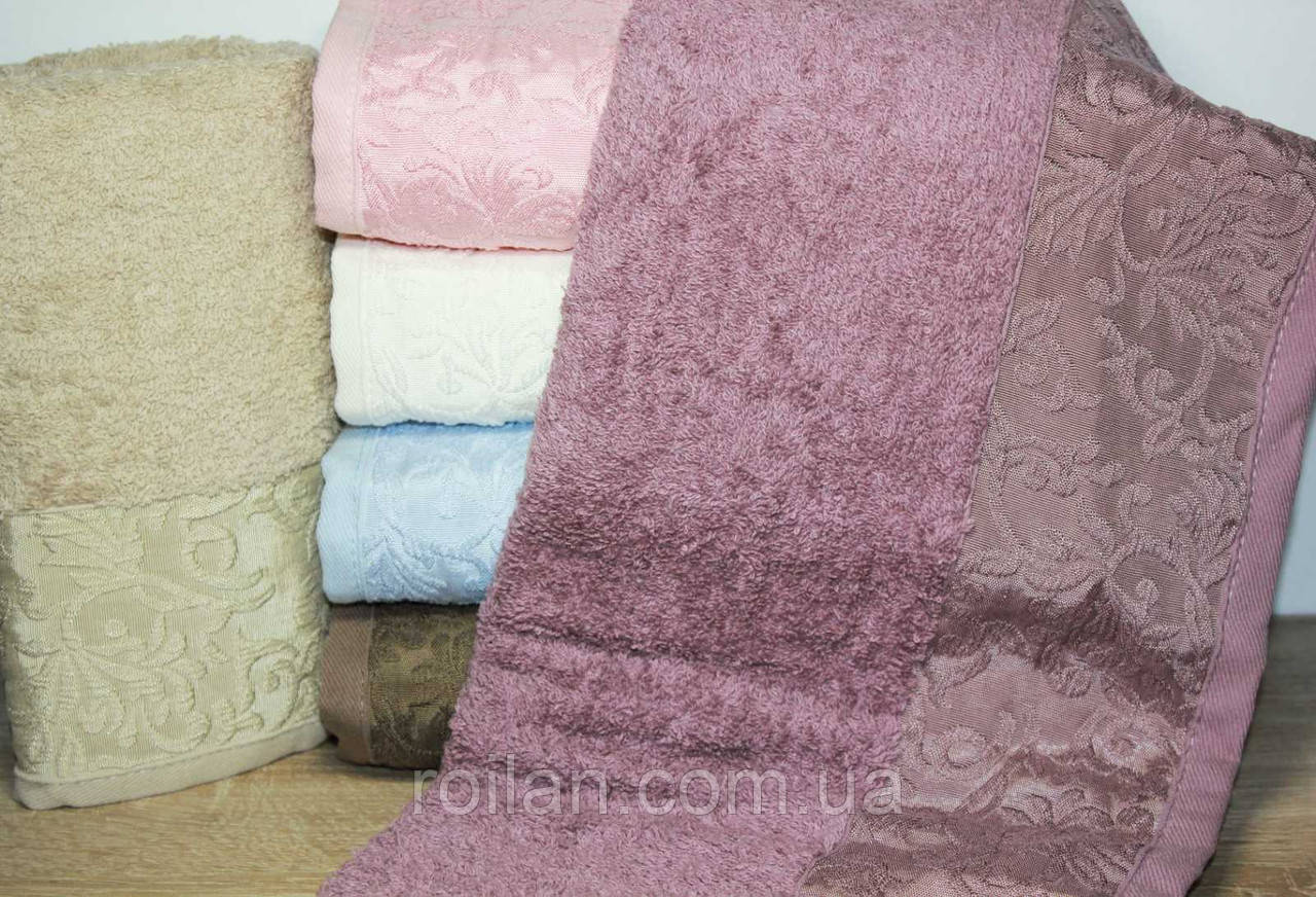 Лицевые турецкие полотенца Febo BOTAN