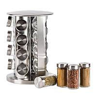 Набор для специй Spice carousel, 16 емкостей / Подставка для специй