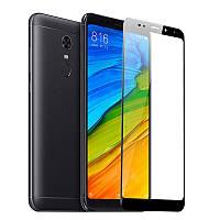 Xiaomi Redmi 5 Colorful Tempered Glass Black Защитное Стекло