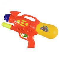 Водный пистолет Water Gun 305 см оранжевый JIA YU TOY 380 ( TC140268)
