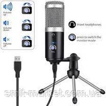 Мікрофон студійний зі штативом, фото 2