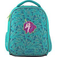 K20-555S-5 Рюкзак школьный каркасный KITE 2020 Education Lovely Sophie 555S-5, фото 1