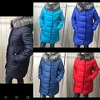 Куртка женская зимняя, модель номер 7