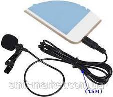 Компактный проводной микрофон с длиною провода 2м., фото 3