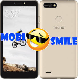 Смартфон Tecno POP 2F (B1F) 1/16GB Champagne Gold Гарантія 13 міс.