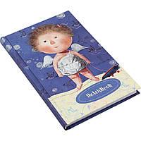 Скетчбук 105 х165,7 БЦ, 80 листов, чистые листы, лицензия Гапчинская дизайнерский (18) №1184