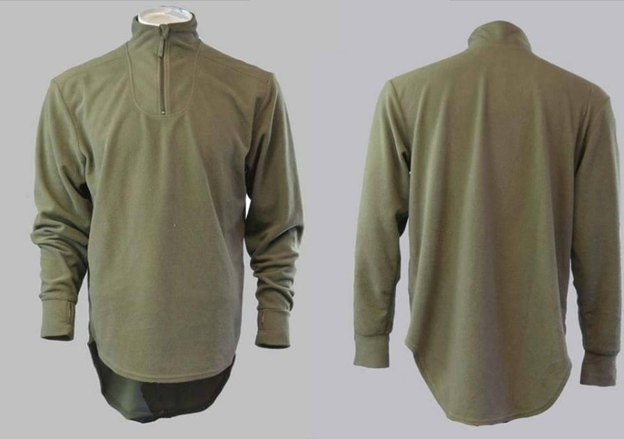 Флисовая термо-рубаха Оригинал Британия  Б/У высший сорт