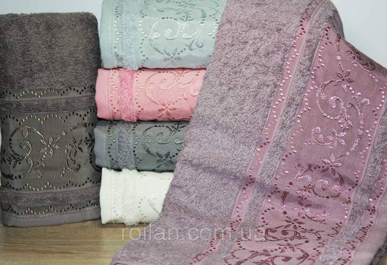 Банные турецкие полотенца ECRE