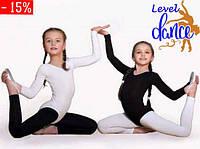 Комплект купальник + лосины для хореографии, гимнастики и спорта
