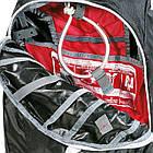 Рюкзак туристический Ferrino Lynx 20 Black/Red, фото 3