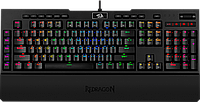 Клавиатура проводная Redragon Brahma RGB USB Black 77647, КОД: 1639875