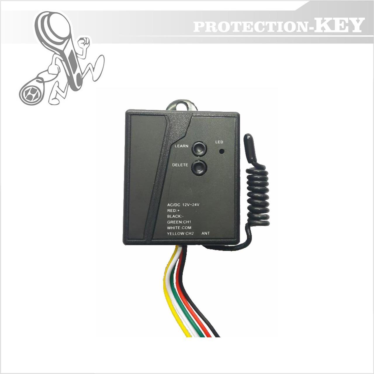 Радиоконтроллер PK-2CH-IT