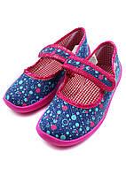 Тапочки для девочки размер 31,5