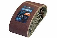 Лента шлифовальная бесконечная Polystar Abrasive 100х610 мм P40 комплект 10шт