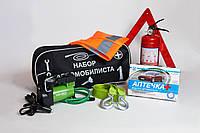 Набор автомобилиста легковой ЕВРОСТАНДАРТ+компрессор