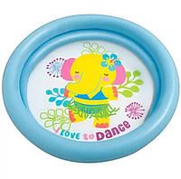 Бассейн детский надувной 59409 (Синий)