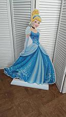 Фігурки принцес, Оренда принцеси Жасмін і Попелюшки. Декоративні принцеси Дісней, фото 2