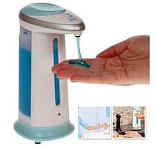 Сенсорный дозатор диспенсер для жидкого мыла Magic Soap 300 мл, фото 2
