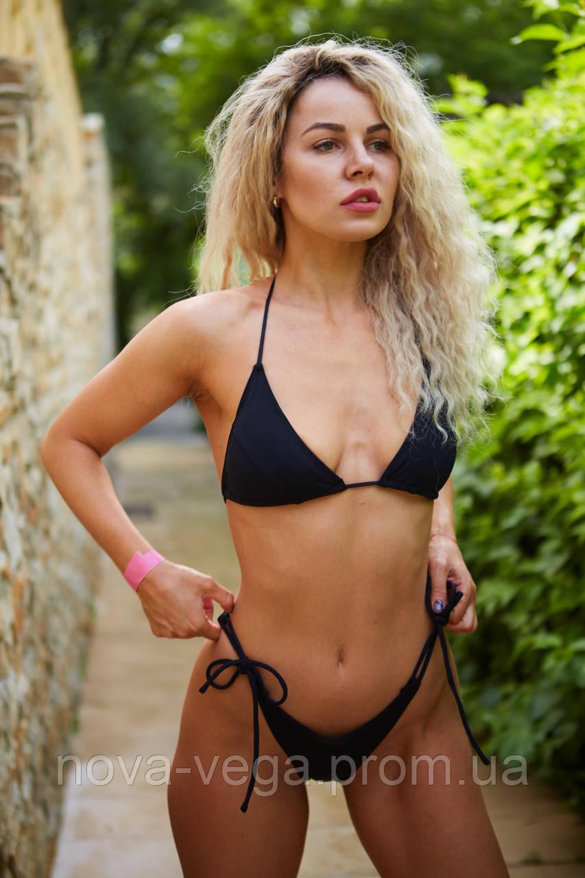Женский пляжный купальник Nova Vega Diera black