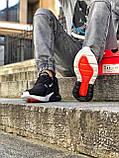 Кроссовки мужские Nіke Аir Max 270 в стиле Найк аир макс ЧЕРНЫЕ (Реплика ААА+), фото 5