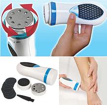 Набор для чистки ступней Pedi Spin, средство по уходу за ногами, фото 2
