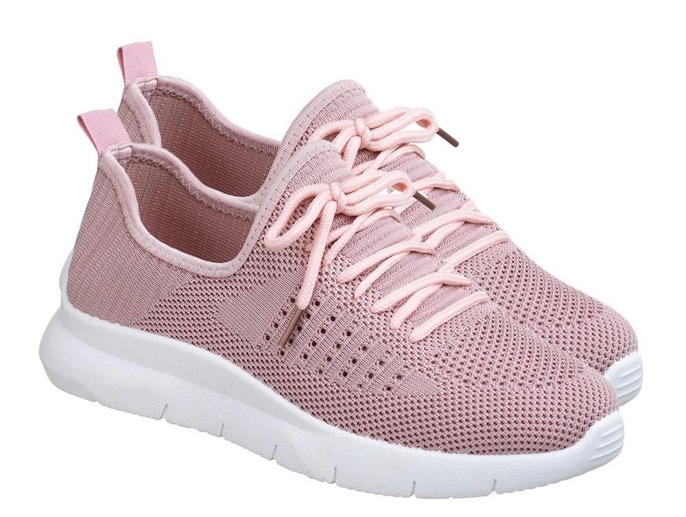 Летние пудровые женские кроссовки из вентилируемого текстиля GIPANIS 37 р. - 23,5 см (1203558622)