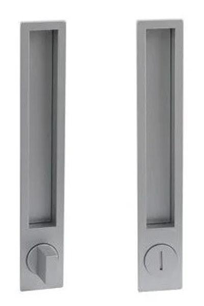 Ручка для раздвижных дверей Tupai 1096Z WC хром матовый (Португалия)