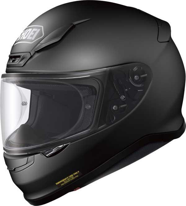 Мотошлем Shoei NXR Black Matt