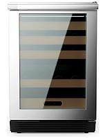 Винный шкаф встраиваемый Ardesto WCBI-M44 (87 см/44 бутылки)