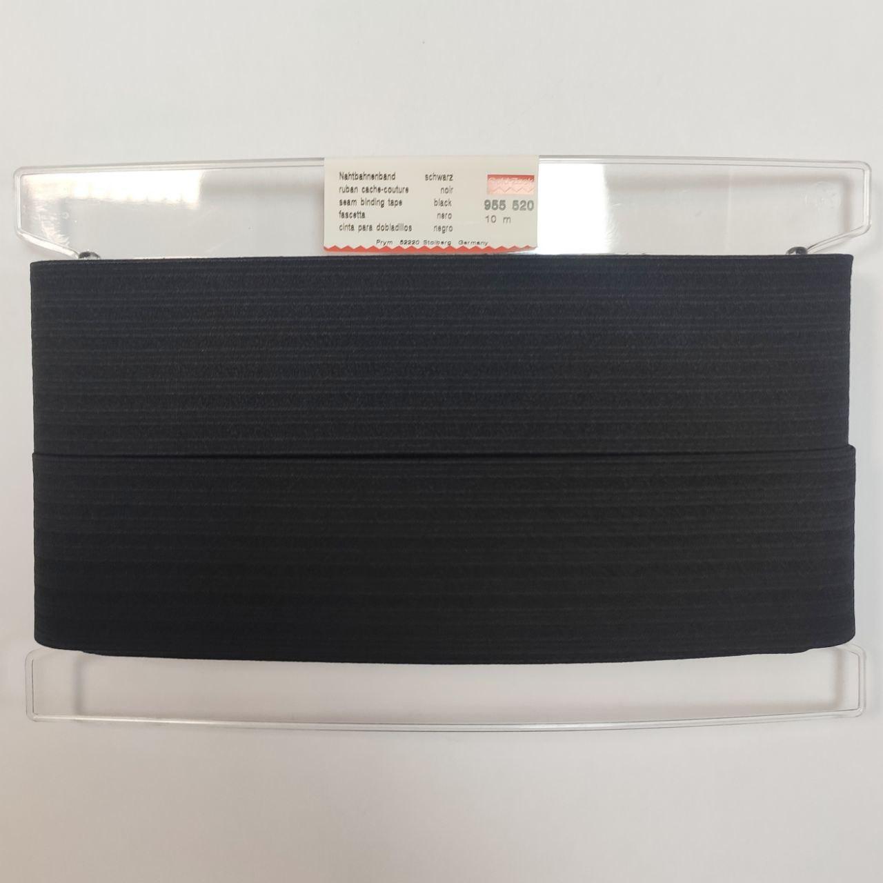 Текстильная швейная плоская резинка 60 мм, Gold-Zack от Prym
