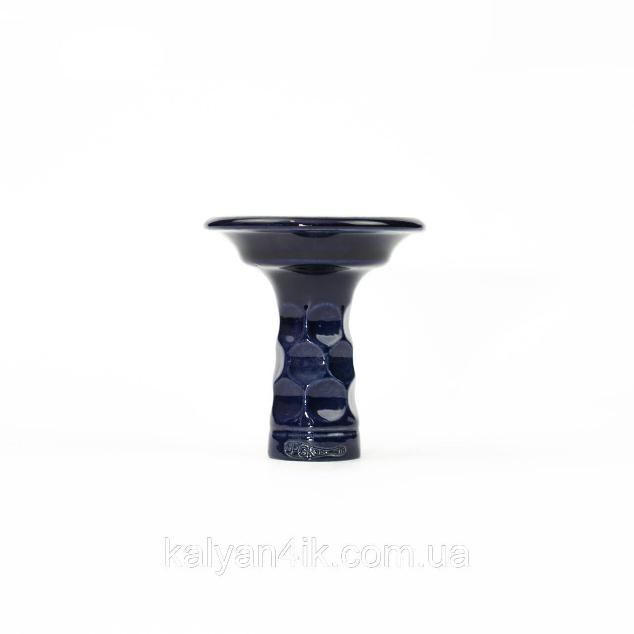 Чаша кальяна Upgrade Form Turtle Синий