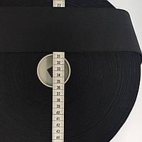 Текстильная швейная плоская резинка 70 мм, Gold-Zack от Prym