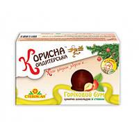 Шоколадные конфеты Ореховый бум Корисна Кондитерська 150г