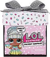 Оригінал лялька LOL Surprise Present Surprise - ЛОЛ Сюрприз Подарунок 570660, фото 4