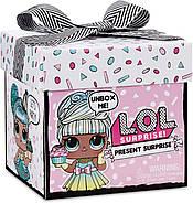 Оригінал лялька LOL Surprise Present Surprise - ЛОЛ Сюрприз Подарунок 570660, фото 5