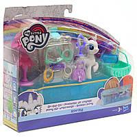 Игрушка фигурки Пони, возьми с собой, Hasbro My Little Pony Рарити (E5018/4967)