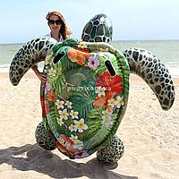 Матрас надувной Intex Черепаха тропическая, 191х170 см (57555), фото 1