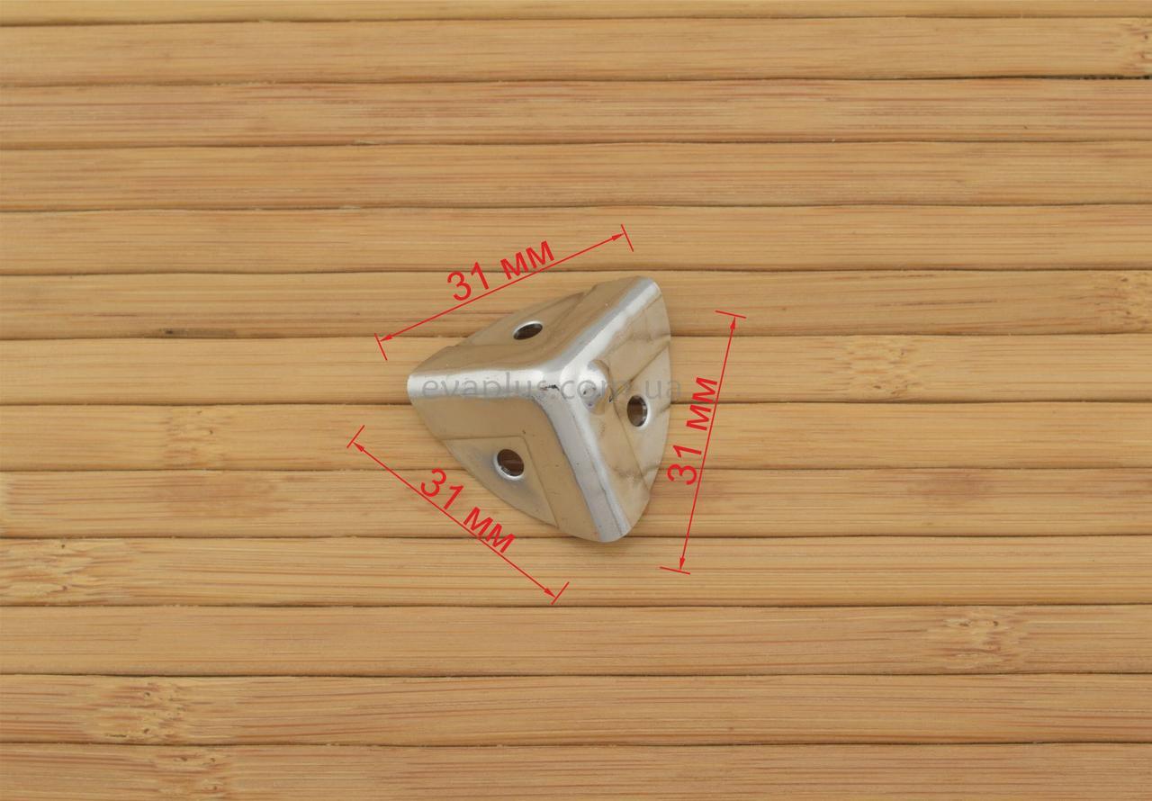 Уголок  для мебели  23*23 мм