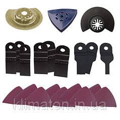 Набор аксессуаров к реноватору DT-0523/DT-0525 INTERTOOL DT-0526