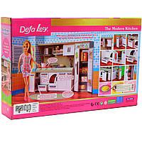 Игровой набор Defa Lucy Модная кухня (6085), фото 2