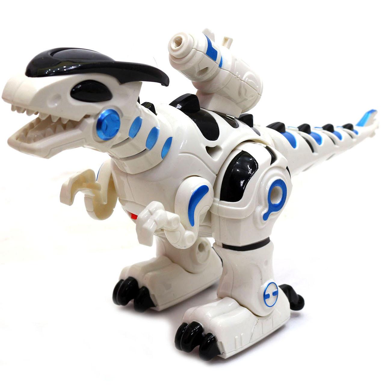 Іграшковий Динозавр Zhang Han музичний з ефектами (0830)