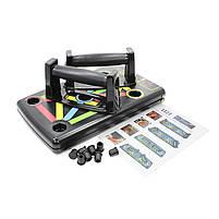 Складная платформа для отжиманий Push Up Rack Board MJ-040 Black доска упор от пола тренажер для пресса, фото 5