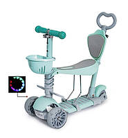 ДЕТСКИЙ САМОКАТ Scooter Smart 5в1