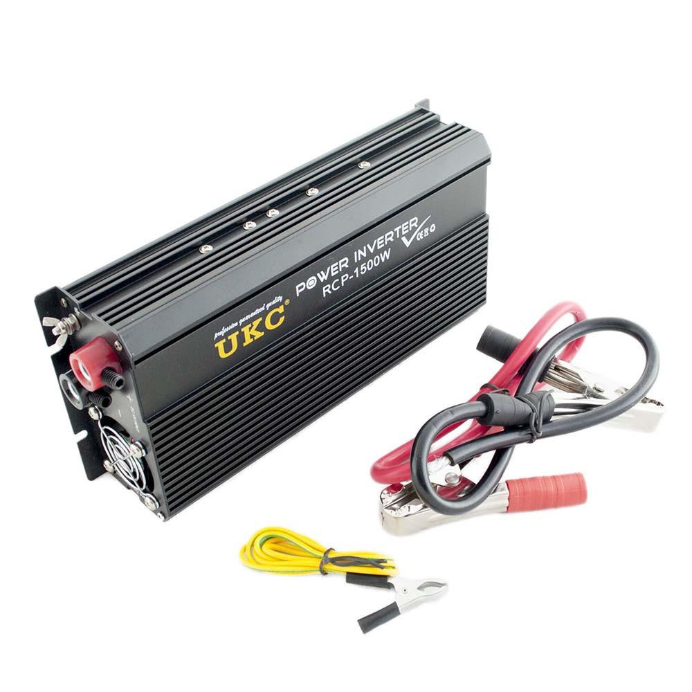 Преобразователь AC/DC Rcp 1500W 12V Professional 179670, фото 1
