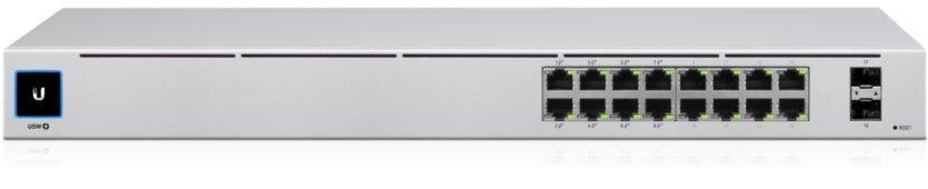 Коммутатор Ubiquiti UniFi Switch USW-16-POE Gen2