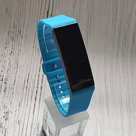 Фитнес-браслет Smart Bracelet голубой