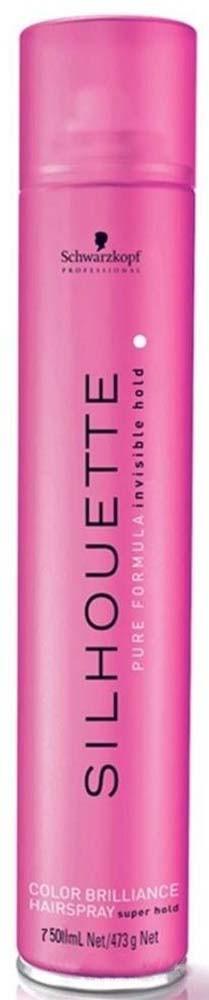 Лак для волосся рожевий Schwarzkopf Professional SIlHOUETTE 750 мл