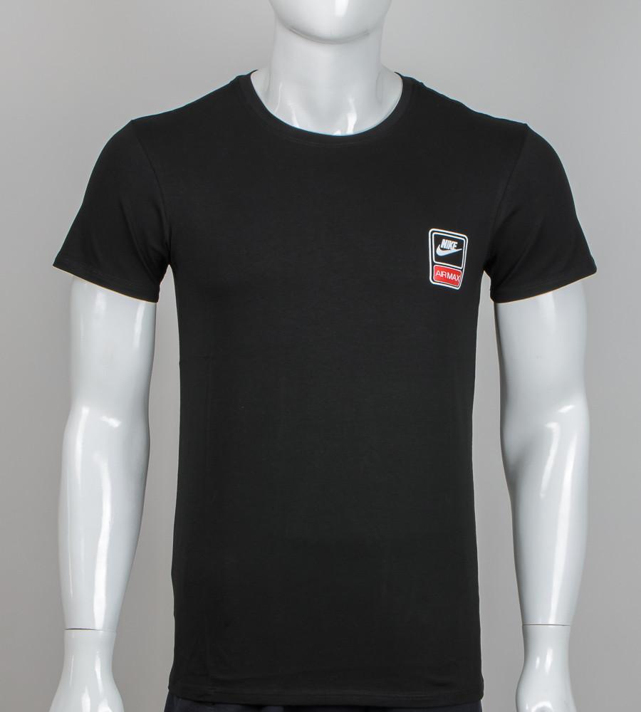 Футболка мужская Nike (2060м), Черный