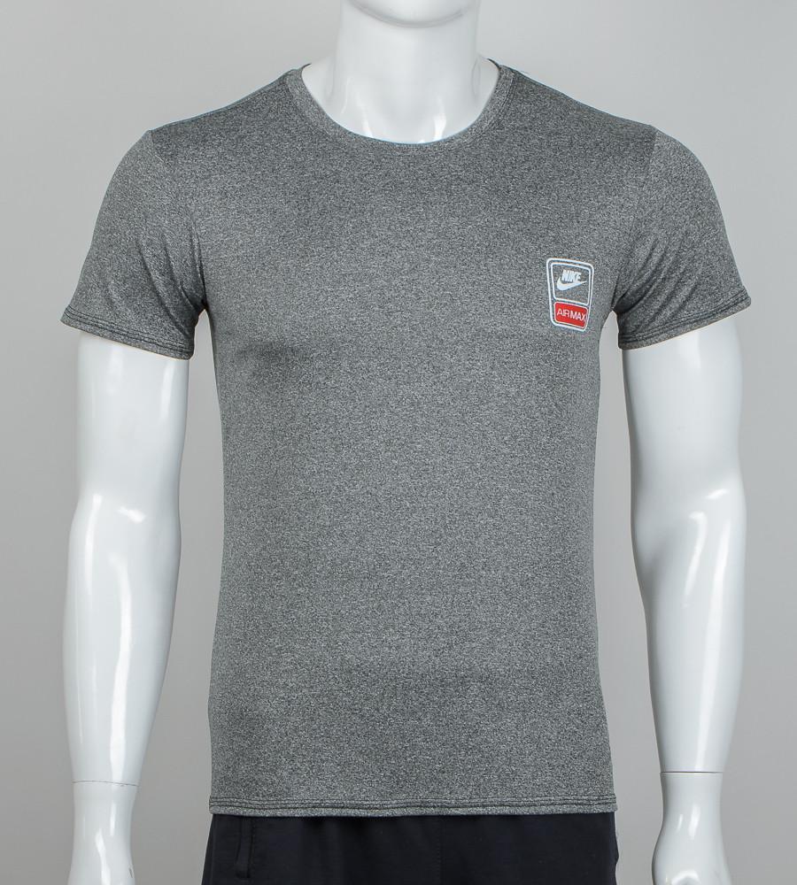 Футболка мужская мулине Nike (2060м), Серый