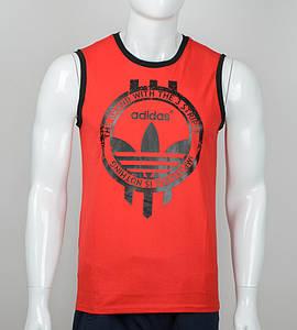 Безрукавка чоловіча Adidas (2074бм), Червоний